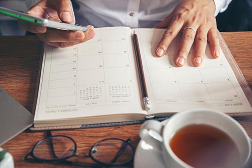 Investor Calendar & Updates